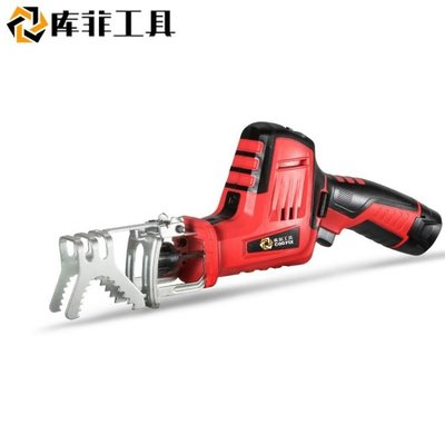 充電式鋰電往復鋸電動馬刀鋸 家用小型迷你戶外手提電鋸伐木鋸