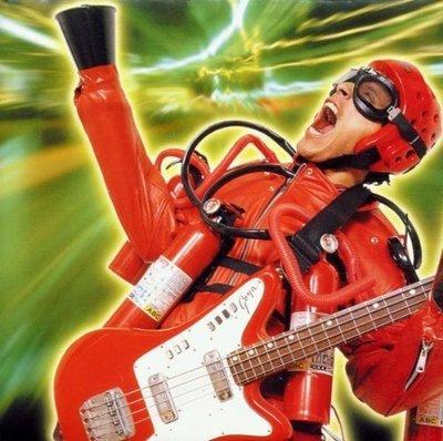 【搖滾帝國】RACER X / Superheroes