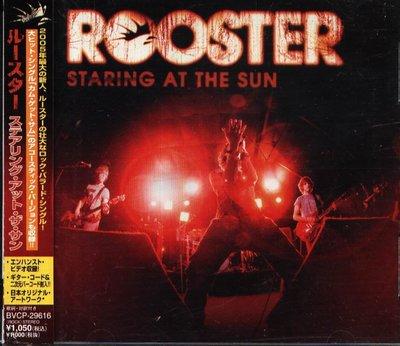 八八 - Rooster - Staring At The Sun - 日版 CD+1BONUS+1VIDEO