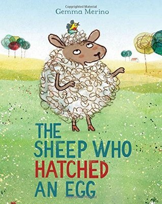 *小貝比的家*THE SHEEP WHO HATCHED AN EGG(中譯:綿羊孵蛋)/3~6歲/ 自我認同