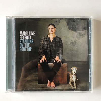 MADELEINE PEYROUX - Standing on the Rooftop 瑪黛琳 蓓荷 CD
