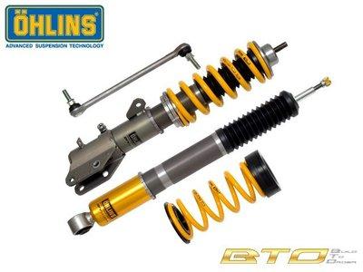 【Power Parts】OHLINS BTO 避震器組 SUZUKI SWIFT SPORT 2010-
