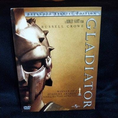 神鬼戰士三碟版 Gladiator 正版三區 DVD