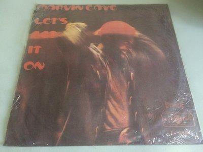 「環大回收」♻二手 黑膠-碟片 早期【馬文蓋 Marvin Gaye Lets Get It On】建議宅配 雷射影碟