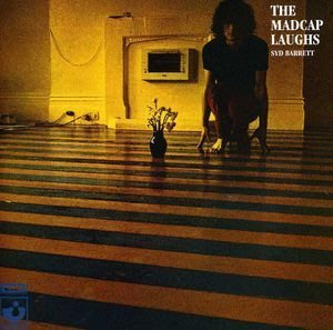 ##70 全新CD  Syd Barrett - The Madcap Laughs (Pink Floyd)