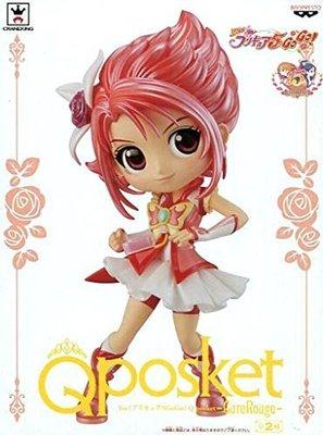日本正版 景品 Q posket Yes! 光之美少女5 火天使 特別色 Q版 模型 公仔 日本代購
