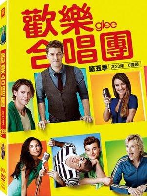 [DVD] - 歡樂合唱團 第五季 Glee VOL.5 (6DVD) ( 得利正版 )