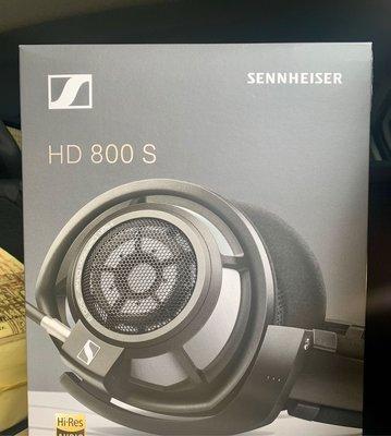 現貨最新版本包裝德國 SENNHEISER HD800S HD 800 S 新旗艦耳機 平輸代購