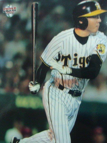 貳拾肆棒球--日本08BBM系列一日職棒阪神虎林威助