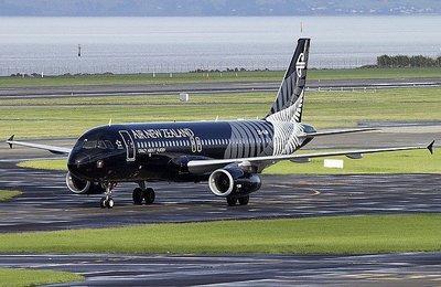 **飛行夢想家*JC Wings 1/200 紐西蘭航空 AIR NEW ZEALAND A320-200 ZK-OJR