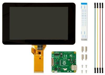 "【Raspberry pi樹莓派專業店】Raspberry Pi 7"" Touchscreen Display"