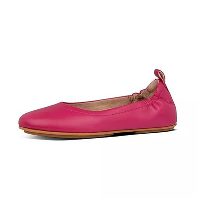 代購全新正品Fitflop ALLEGRO Leather Ballet Flats女鞋US 5~11