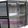 《利通餐飲設備》不鏽鋼~.4門冰箱-風冷 (上凍下藏) 四門冰箱冷凍庫 全430#  冷凍櫃 冰櫃 冷凍庫 冰櫃