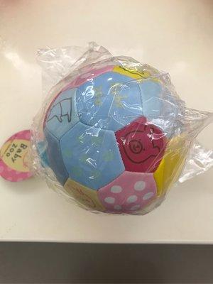 【Σ SIGMA百貨】日本帶回 日本baby zoo皮球 嬰兒啟蒙玩具 完全無異味