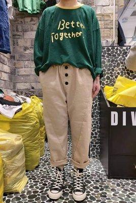 diver 英字配色領t【預購】 爾雅 正韓 加入社團享免運優惠 社團請搜尋 爾雅韓國服飾