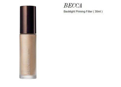 ※美國代購-潔潔小屋※Becca Backlight Priming Filter 打亮妝前乳