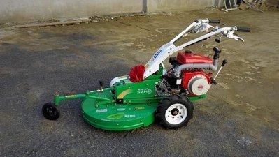 *全新日本三菱10HP四行程引擎,三輪自走式割草機(適合果園/學校等)---免運費