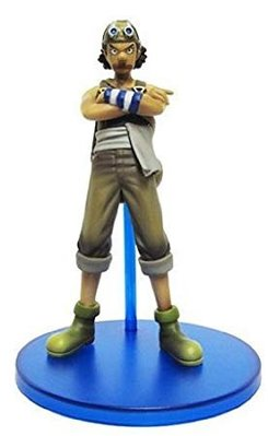 One Piece 海賊王 HSCF 04 超彩色 盒旦 1 種 「狙擊王」 烏索普 USOPP 路飛 草帽海賊團