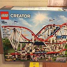 lego roller coaster(過山車) 10261(包送貨+50,全港大部分地區)
