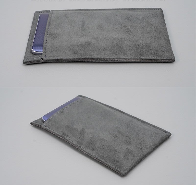 Melkco 2免運雙層絨布套Samsung三星 S20  深灰 絨布袋手機袋手機套保護袋保護套收納袋