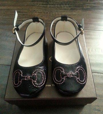 GUCCI女童鞋
