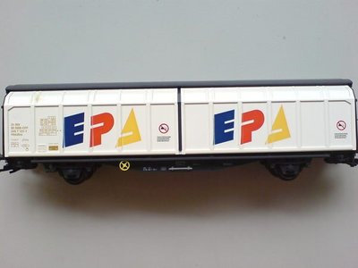 HO 48021 MARKLIN 紀念列車EPA(馬克林系統)