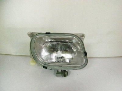 ~~ADT.車燈.車材~~BENZ賓士 W210 95~98 玻璃霧燈一邊1350 DEPO製造