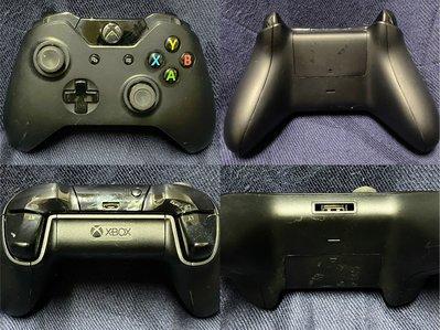 微軟 Microsoft Xbox One 無線控制器 無線手把 無法通電使用,故障需維修處理 零件機