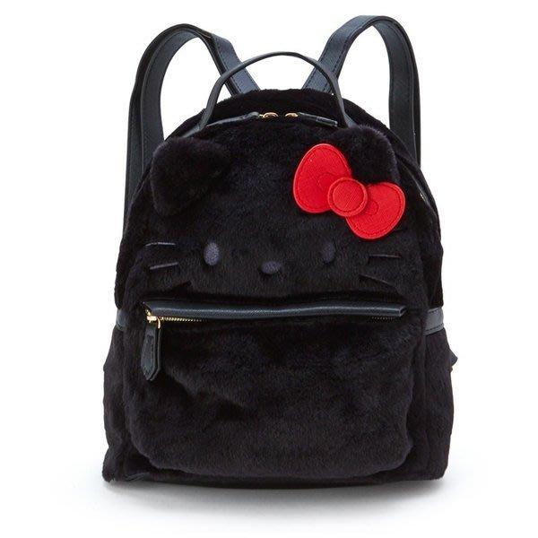 大賀屋 日貨 Hello Kitty 造型 後背包 大臉 女包 背包 流行包 包包 收納包 正版 L00011708