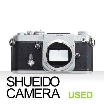 集英堂写真機【1個月保固】中古實用品 / NIKON F2 PHOTOMIC 底片單眼相機 單機身 13149