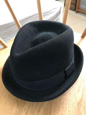 美國紐約知名品牌rag & bone 定番款羊毛紳士帽