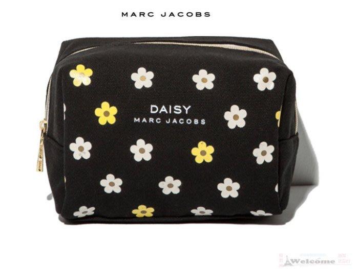 (最新現貨)專櫃最新贈品 Daisy MARC JACOBS小雛菊 logo款 化妝包 零錢包 筆袋 手拿包