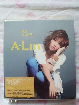 A-Lln 黃麗鈴 我們會更好的 影音珍藏限量版 CD+DVD 全新未拆封
