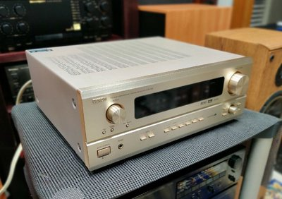 日本製 DENON 天龍 AVR-1800 超猛710瓦 5.1聲道環繞擴大機 [歌林公司貨 極新 有遙控器]