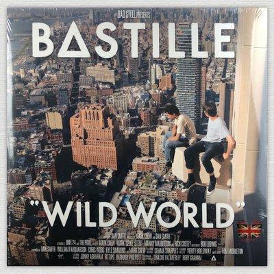 [英倫黑膠唱片Vinyl LP] 巴士底樂團絲/瘋狂世界 Bastille  / Wild World 2LP