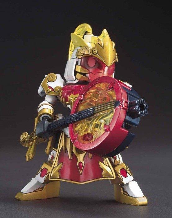 外F : 模型 GUNDAM SD 鋼彈 三國創傑傳31 大喬 月之女神鋼彈 天富玩具店