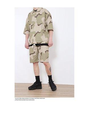 Cover Taiwan 官方直營 沙漠迷彩 三沙迷彩 迷彩褲 Kanye West BAPE SUPREME (預購)