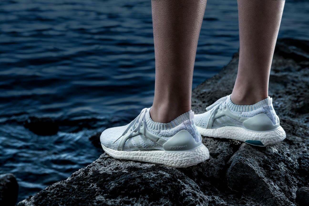 adidas X Parley UltraBOOST ultra boost uncaged 環保材質 限量球鞋