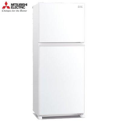 三菱 376L變頻兩門冰箱 MR-FX37EN 另有特價RG36B RV36C RG41B RV41C RBX330