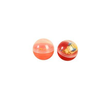 可樂屋 扭蛋球45mm一元投幣球玩具蛋抓娃游戲機小公仔拍拍樂退禮品球配件