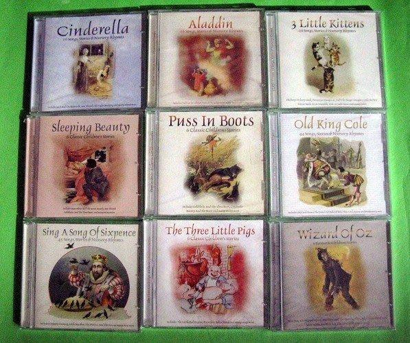 *【英語幼兒音樂CD 】小pen外文童書的家--來自英國韻文童謠音樂----將英語童謠作為催眠曲