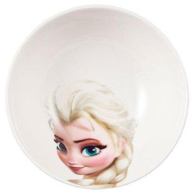 GIFT41 4165本通 長安店 迪士尼 冰雪奇緣 艾爾莎 造型陶瓷茶碗 大臉 4942423234265
