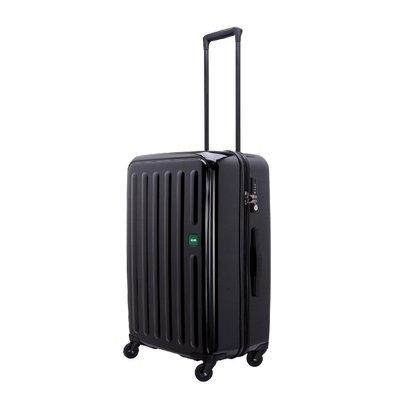 【趣買Cheaper】LOJEL C-F1563 ASCENT拉練箱-黑色(26吋行李箱)(免運)
