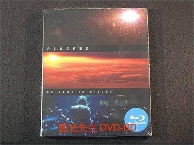 [藍光BD] - 百憂解樂團:我們心碎而至 Placebo : We Come In Pieces