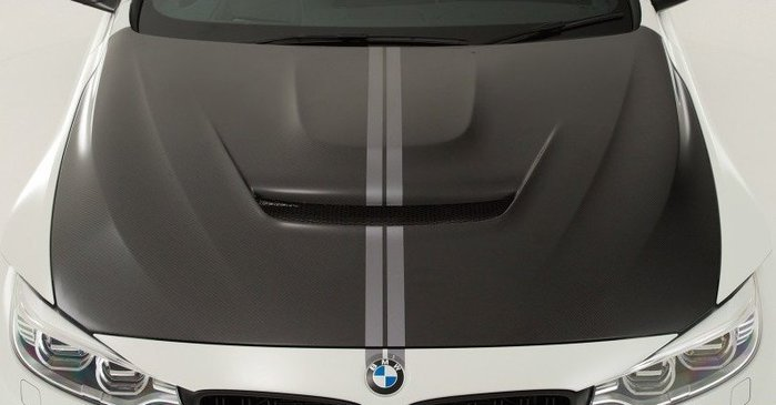 【樂駒】VRS 改裝 精品 BMW 引擎蓋 系統1 F82 M4 碳纖維 carbon 不含風口