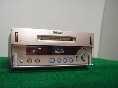 真善美音響維修買賣=原裝SONY MDS-1cd1 MD雷射唱盤 (錄放功能正常) 聲音好 解析佳 品相優