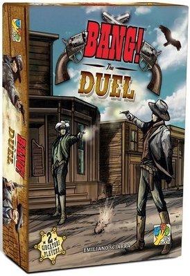 大安殿實體店面 BANG The Duel 砰 雙人決鬥版 碰 兩人版 正版益智桌上遊戲