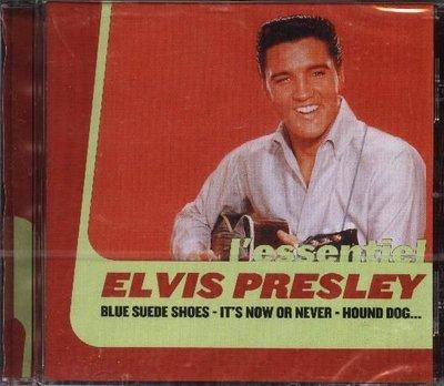 K - Elvis Presley - L' Essentiel 2001 - 日版 - NEW
