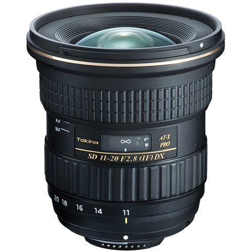【eWhat億華】最新 Tokina AT-X 11-20mm F2.8 Pro DX 平輸 For CANON 【1】