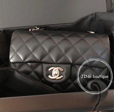 Chanel mini coco 20cm A69900 全新 現貨 黑色 銀鍊 金鍊 羊皮 北市可面交 刷卡分期